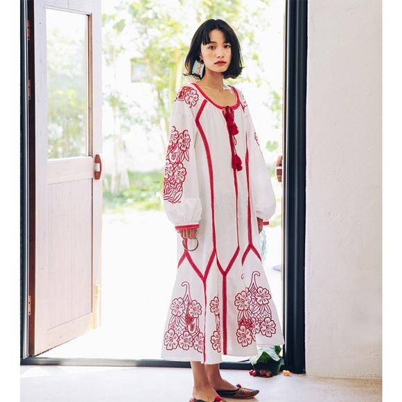 35cc712e7e Antonine Summer Vacation Maxi Dress. Boutique